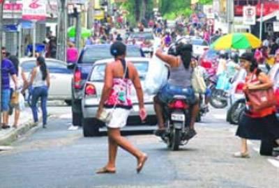 Apenas duas cidades detém 25% de todo PIB de serviços no Brasil