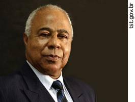 Ministro Reis de Paula será primeiro presidente negro do TST