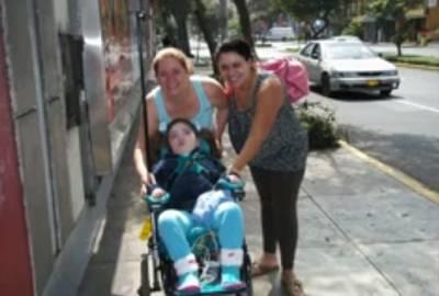 Menina com doença rara precisa de R$ 58 mil para poder se salvar