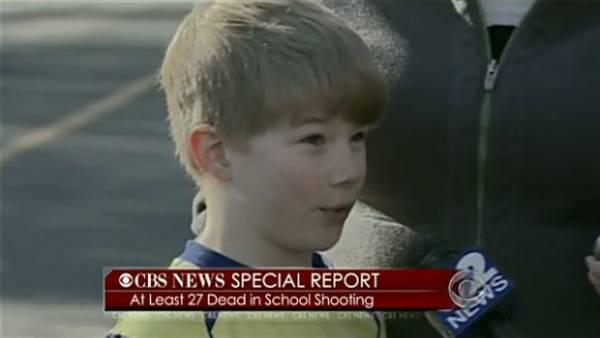 Menino conta como foi salvo de atirador nos EUA por professora