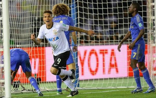 Vibra Fiel!! Guerrero marca, Cássio salva e Corinthians é bicampeão do mundo