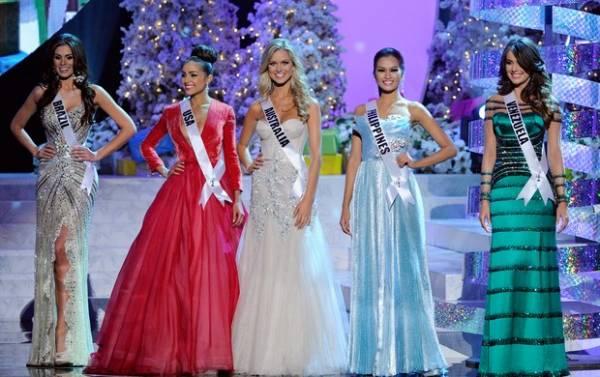 Bastante assediada, brasileira Gabriela Markus comemora 5º lugar no Miss Universo