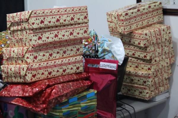 Sistema Meio Norte responde a 200 cartinhas no Papai Noel dos Correios