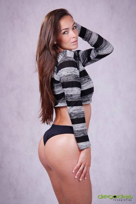 Gaúcha vence concurso Preferência nacional da Playboy