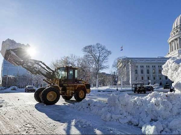 Tempestade de neve mata pelo menos 8 pessoas nos EUA