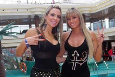 Quanto ganham as beldades da TV?  Veja o salário das mulheres mais lindas da televisão brasileira