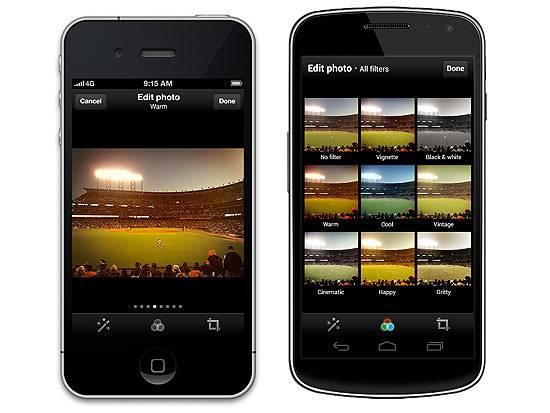 Twitter lança filtros fotográficos para competir com Instagram e Facebook