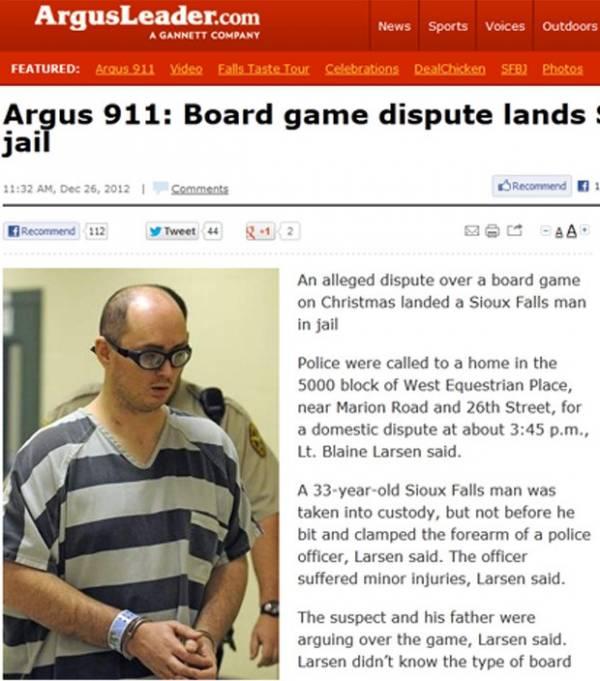Homem morde policial após ser preso por discussão durante jogo
