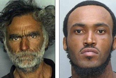 Homem que teve 80% do rosto comido por canibal de Miami é cego e recusa cirurgia
