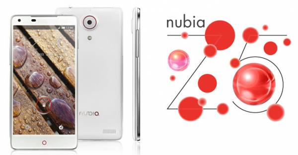 Nubia Z5: smartphone da ZTE possui tela Full HD superior ao iPhone 5 e S3