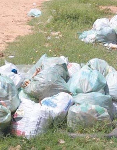 Grande consumo das famílias eleva quantidade de lixo
