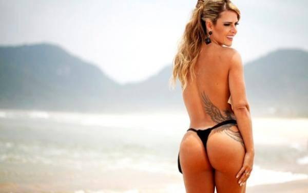 Furacão Denise Rocha afirma que passará o réveillon solteira, mas bem resolvida