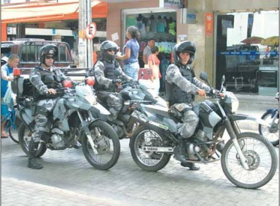 Segurança em pontos comerciais ganha reforço de 400 policiais