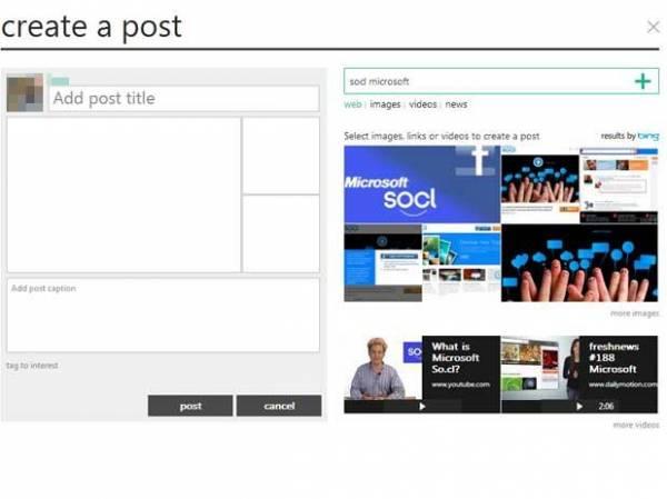 Após meses de testes, Microsoft abre sua rede social a usuários