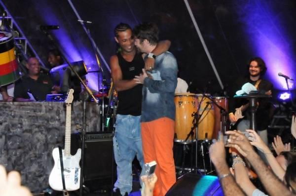 Ronaldinho Gaúcho aproveita férias em Salvador