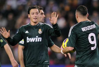 Defesa vacila, mas Real Madrid vence de virada: 3 a 2 sobre o Valladolid, fora de casa