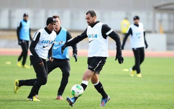 Arapuca de Tite: Corinthians ensaia bolas paradas para o Mundial