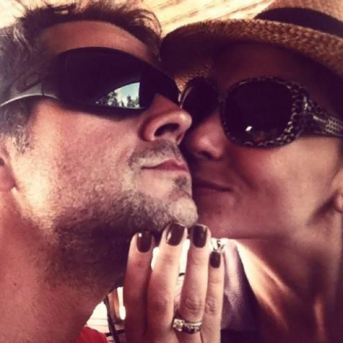 Giovanna Antonelli se declara ao marido no Instagram