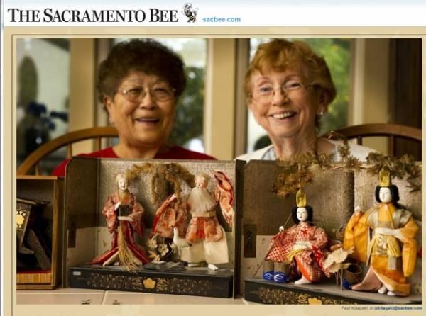 Mulher recupera após 70 anos bonecas que pertenceram à sua mãe