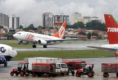 Demanda de companhias aéreas cresceu 5,9% em 2011, diz Iata