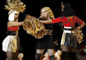 Madonna é acusada de plagiar cantor brasileiro em nova música