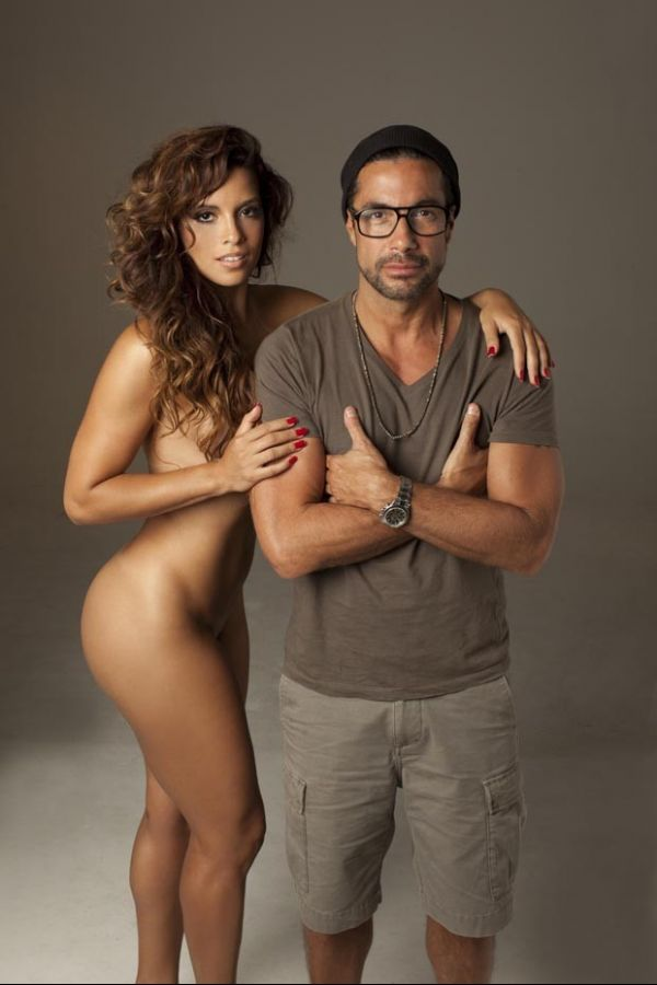 Vivi Araújo e Renata Santos posam sem roupa em super ensaio