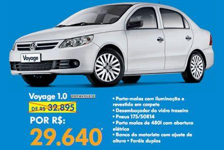 Último dia para comprar Gol G4 0km de R$ 29.495 por apenas R$ 24.990 na Alemanha Veículos