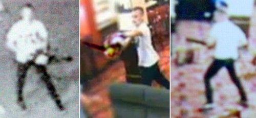 Jovem ataca clientes de pub com uma serra elétrica porque foi obrigado a apagar cigarro