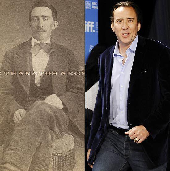 Ator americano Nicolas Cage nega ser vampiro de 140 anos