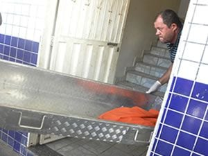 Pizzaiolo se arrependeu de matar jovem em forno, diz delegado