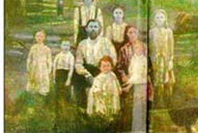 Genética explica por que membros de uma mesma família são azuis