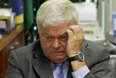 Presidente da CBF, Ricardo Teixeira, recebeu dinheiro de empresa suspeita