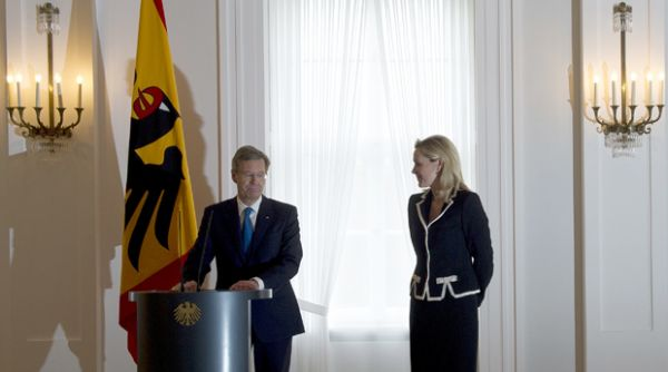 Acusado de corrupção, presidente da Alemanha renuncia