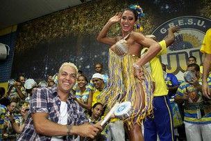 Cantor Belo e Gracyanne se casam