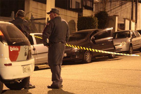 Polícia prende acusado de matar bombeiro na frente dos filhos