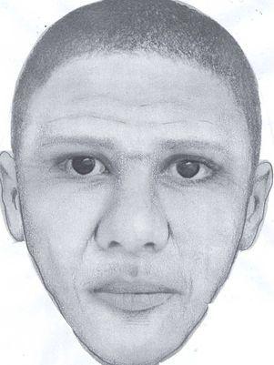 Polícia divulga retrato falado de suspeito de estuprar menina