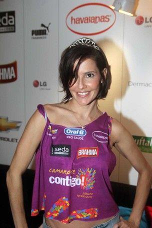 Deborah Secco quase se afoga durante gravação de série