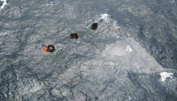 Pelo menos 219 são resgatados após naufrágio em Papua-Nova Guiné