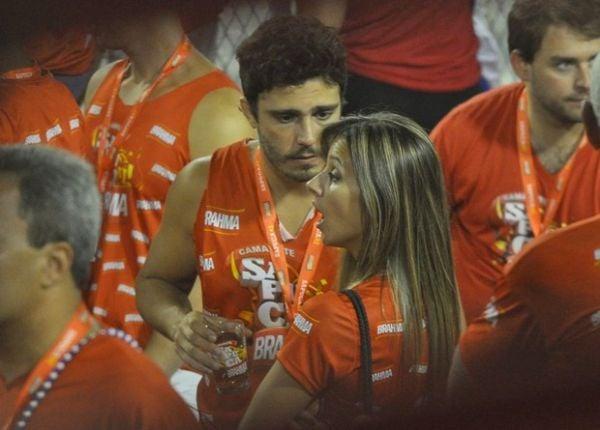 Ludmila Dayer comenta confusão com Thiago Rodrigues: