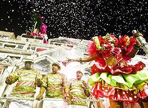 Seis escolas se apresentam hoje no Carnaval do Rio