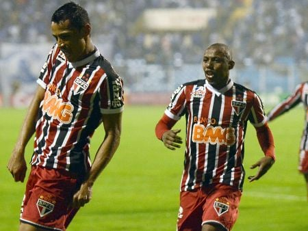 Cícero jogará no ataque do São Paulo contra Bragantino