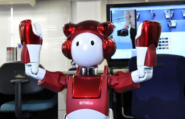 Empresa cria robô para procurar objetos perdidos por funcionários