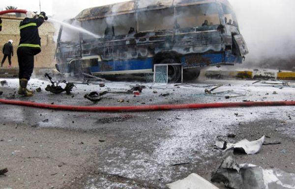 Onda de ataques contra xiitas mata pelo menos 50 no Iraque