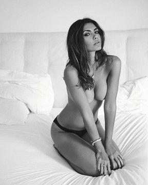 Revista VIP divulga aperitivo de ensaio da modelo filha do Datena