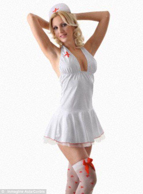 Campanha na web procura por enfermeiras sexy
