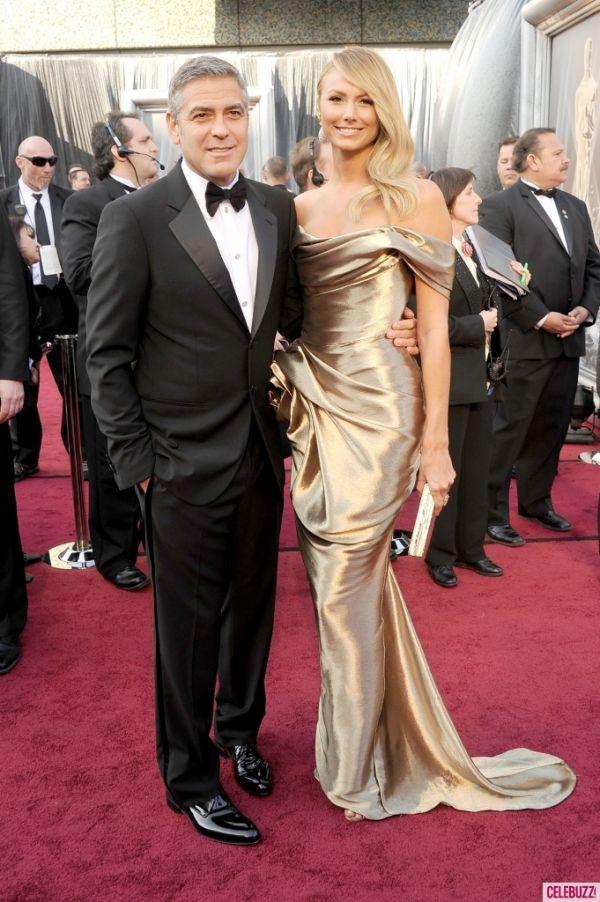 Beleza de Stacy Keibler chama atenção no Oscar