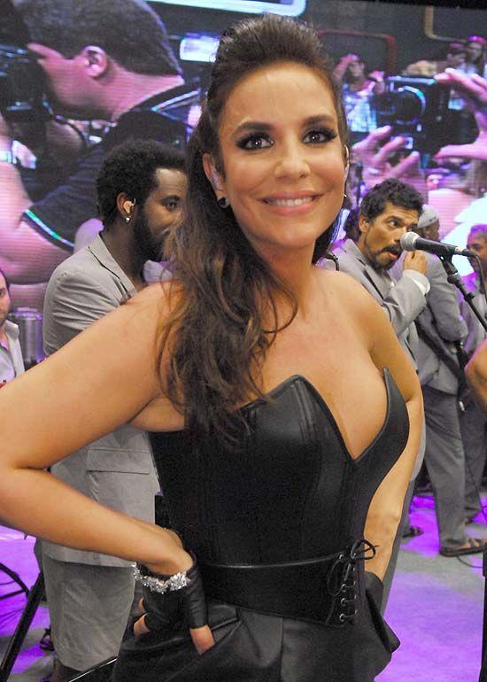 Ivete Sangalo vai viver uma prostituta no remake de Gabriela
