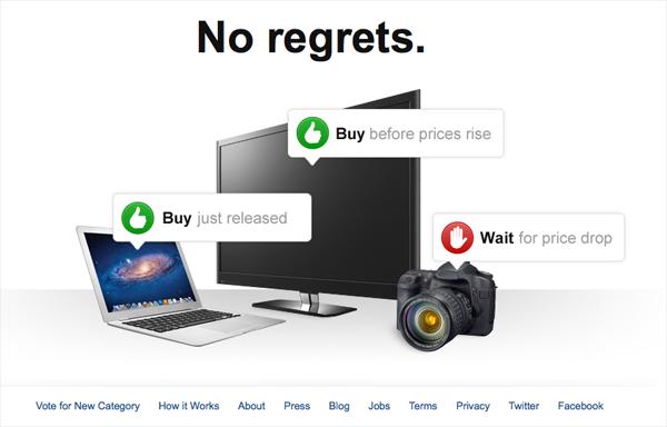 Site ajuda a decidir se está ou não na hora de comprar aparelhos eletrônicos