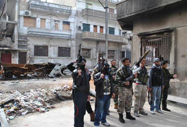 Exército da Síria ataca principal foco de resistência rebelde em Homs