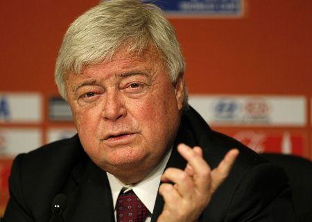 Teixeira passa mal em reunião em que discutia seu futuro na CBF